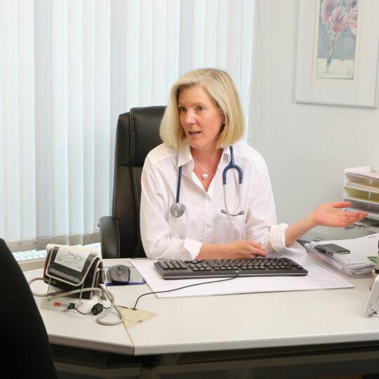 IGEL-Leistungen in der internistischen Hausarztpraxis Jessica Pommer