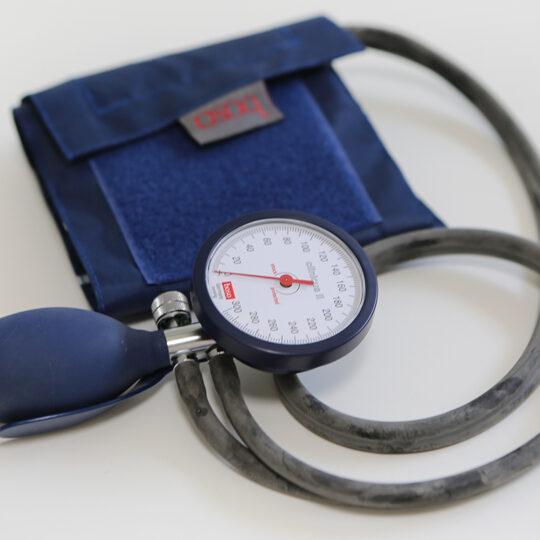 Das Leistungsangebot in der internistischen Hausarztpraxis Jessica Pommer
